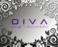 Logo DIVA  serap´s hairstudio