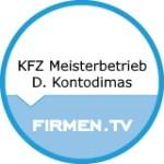 Logo KFZ-Meisterbetrieb Dimitrios Kontodimas