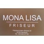 Logo Friseur Mona Lisa
