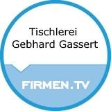 Logo IDEEN IN HOLZ Tischlerei Gebhard Gassert