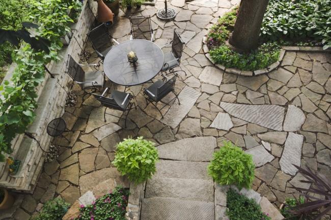 garten landschaftsbau fillsack aus gro bieberau. Black Bedroom Furniture Sets. Home Design Ideas