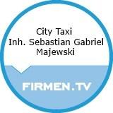 Logo City Taxi Inh. Sebastian Gabriel Majewski
