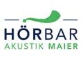 Logo HÖRBAR  Akustik Maier