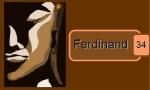 Logo Restaurant Ferdinand 34
