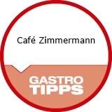 Logo Café Zimmermann  Thomas Schütt e.K.