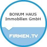 Logo BONUM HAUS Immobilien GmbH