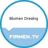 Logo Blumen Dresing