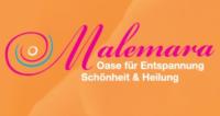 Logo MALEMARA  Oase für Entspannung, Schönheit und Heilung  Waltraud Krütten