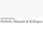 Logo Anwaltskanzlei Hubich, Häusele & Kollegen