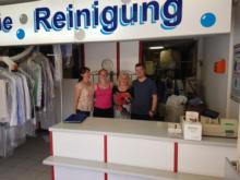 Die Reinigung Textilreinigung