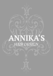 Logo Annika's Hairdesign