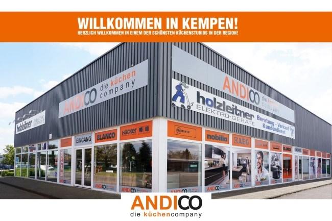 ANDICO die küchencompany aus Duisburg