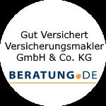 Logo Gut Versichert  Versicherungsmakler GmbH & Co. KG