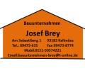 Logo Brey Josef Bauunternehmen