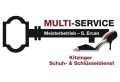 Logo Multi-Service Kitzinger  Schuh & Schlüsseldienst