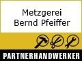 Logo Metzgerei Bernd Pfeiffer