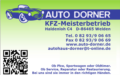 Logo Auto Dorner  Kfz Meisterbetrieb