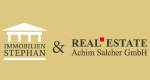 Logo Immobilien Stephan &  REAL ESTATE Achim Salcher GmbH