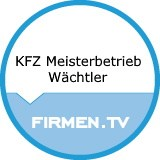 Logo KFZ Meisterbetrieb Wächtler
