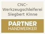 Logo CNC-Werkzeugschleiferei Siegbert Kinne