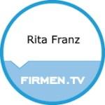 Logo Ritas Kosmetik-Oase Rita Franz