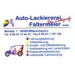 Logo Autolackiererei Faltermeier GmbH