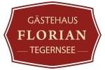 Logo Gästehaus Florian, Tegernsee