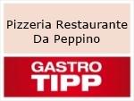 Logo Pizzeria Restaurante Da Peppino