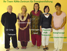 Ki Me - Zentrum für Energieentfaltung
