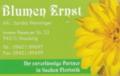 Logo Blumen Ernst  Sandra Wanninger