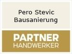 Logo Pero Stevic  Bausanierung