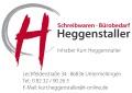 Logo Schreibwaren - Bürobedarf Kurt Heggenstaller