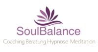 Logo SOULBALANCE LTD NL DE  Direktor Jutta Burmeister