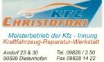 Logo KFZ Christofori