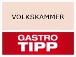 Logo VOLKSKAMMER Das Design Restaurant in Ostberlin