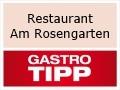 Logo Restaurant  Am Rosengarten
