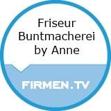 Logo Friseur Buntmacherei by Anne