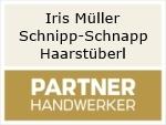 Logo Iris Müller  Schnipp-Schnapp-Haarstüberl