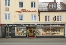 August Perchermeier Uhren-Schmuck-Juwelen