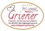 Logo Metzgerei, Fleisch- & Wurstmanufaktur Griener