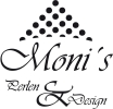 Logo Monis Perlen & Design
