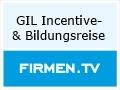 Logo GIL Incentive- und Bildungsreisen