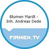 Logo Blumen Mardt - Inh. Andreas Dede