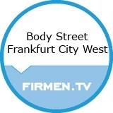 Logo Body Street Frankfurt City West