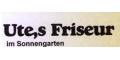 Logo Ute's Friseur im Sonnengarten