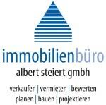 Logo immobilienbüro albert steiert gmbh
