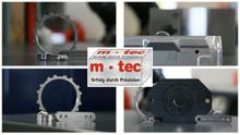m-tec Metallkonstruktion und Fertigung  Inh. Bernd Rindfleisch