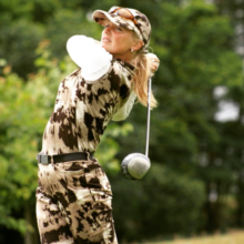 Daniela Mitterer  PGA Golfprofessional