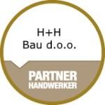Logo H + H Bau d.o.o
