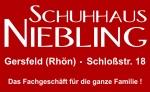 Logo Schuhhaus Niebling